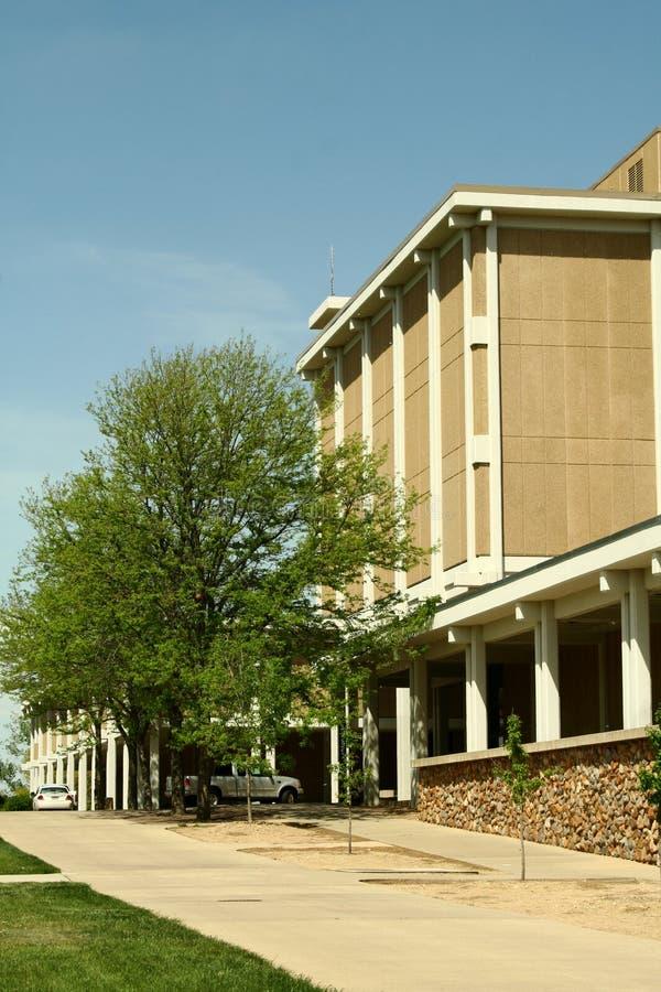 Universidad de Colorado norteño imagen de archivo