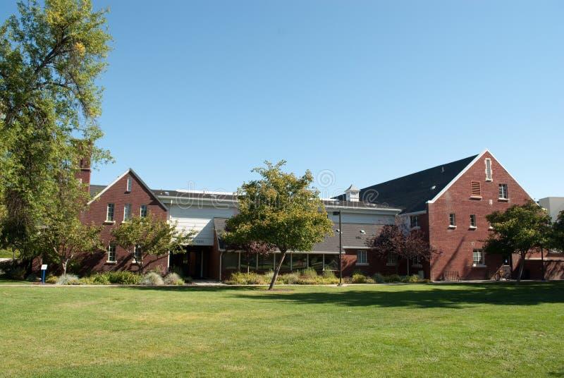 Universidad de estado de Boise imágenes de archivo libres de regalías