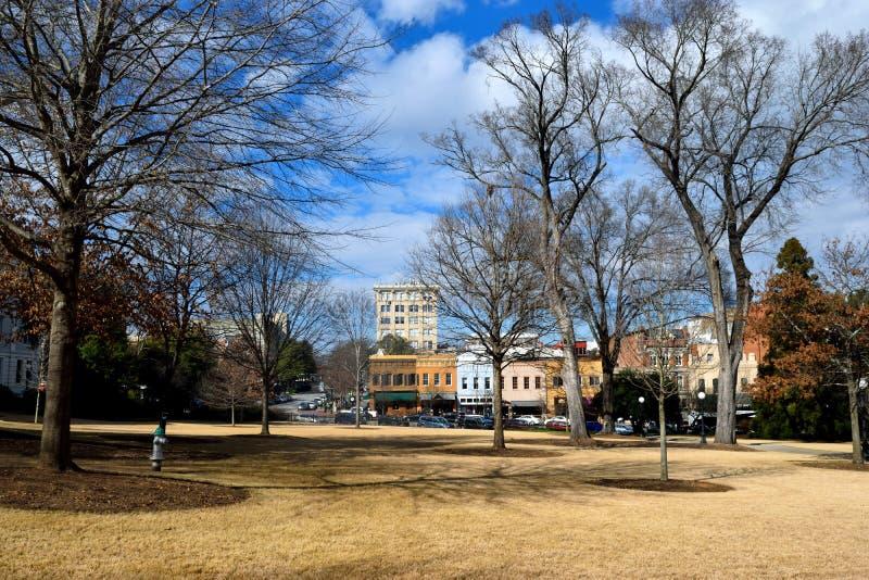 Universidad de Georgia Athens Campus foto de archivo