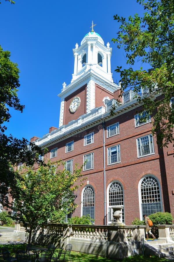 Universidad de Harvard foto de archivo libre de regalías