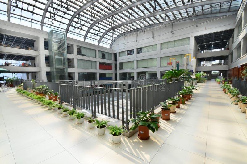 Universidad de la ingeniería de Harbin fotografía de archivo