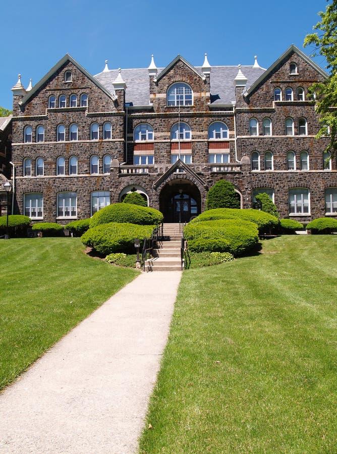 Universidad de Moravian, PA de Bethlehem fotos de archivo libres de regalías