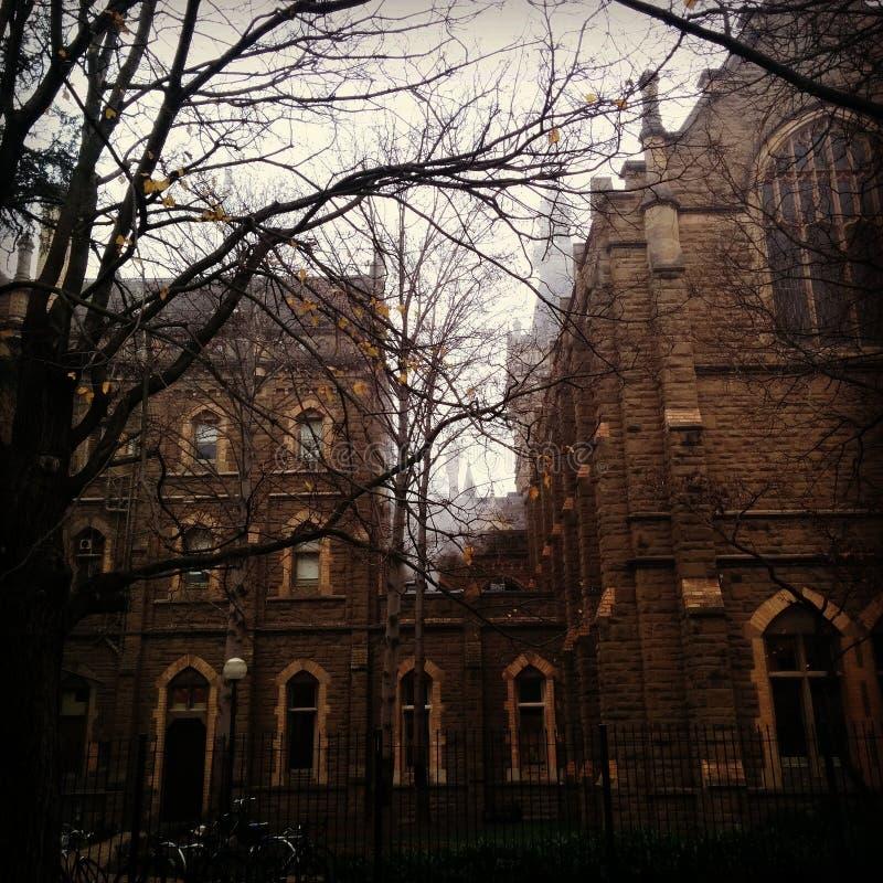 Universidad de Ormond foto de archivo
