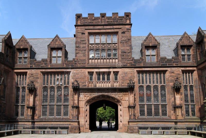 Universidad de Princeton fotografía de archivo