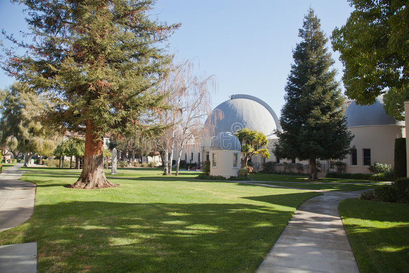 Universidad de Santa Clara imagenes de archivo