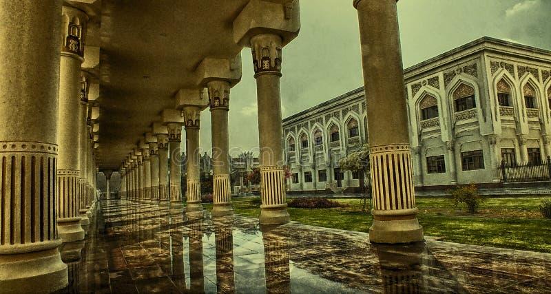 Universidad de Sharja imagen de archivo libre de regalías