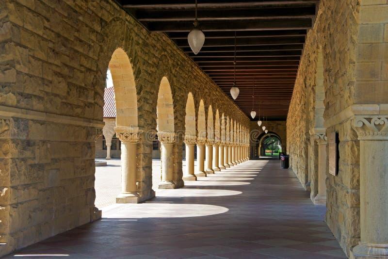 Universidad de Stanford imagen de archivo