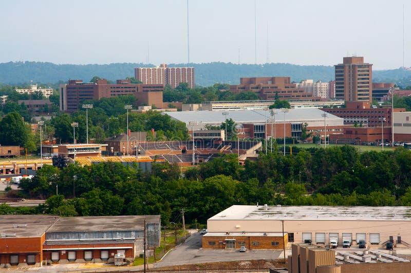 Universidad de Tennessee fotos de archivo