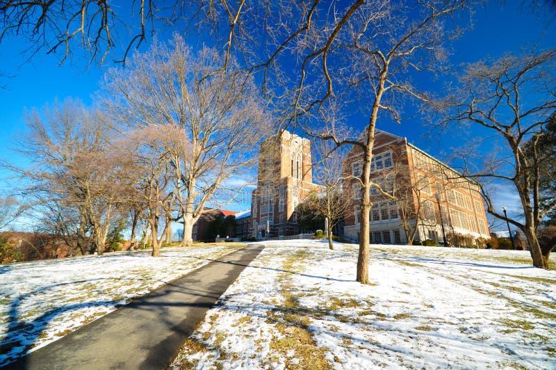 Universidad de Tennessee imagenes de archivo