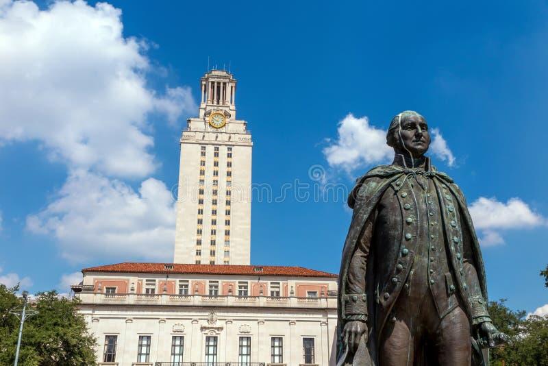 Universidad de Texas fotografía de archivo libre de regalías