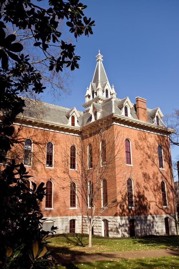 Universidad de Vanderbilt imagen de archivo libre de regalías