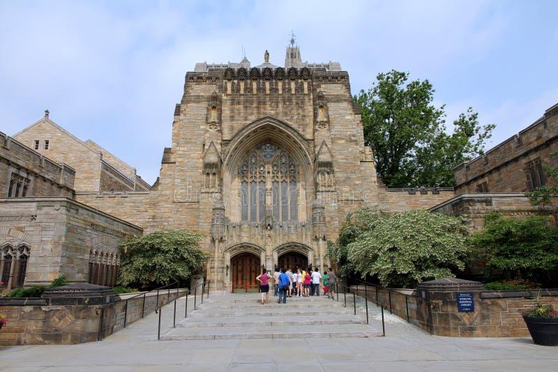 Universidad de Yale fotografía de archivo