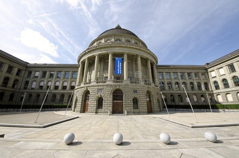 Universidad de Zurich fotos de archivo