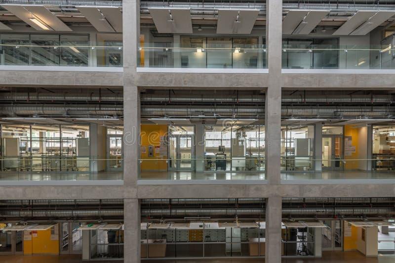 Universidad del campus de Calgary foto de archivo
