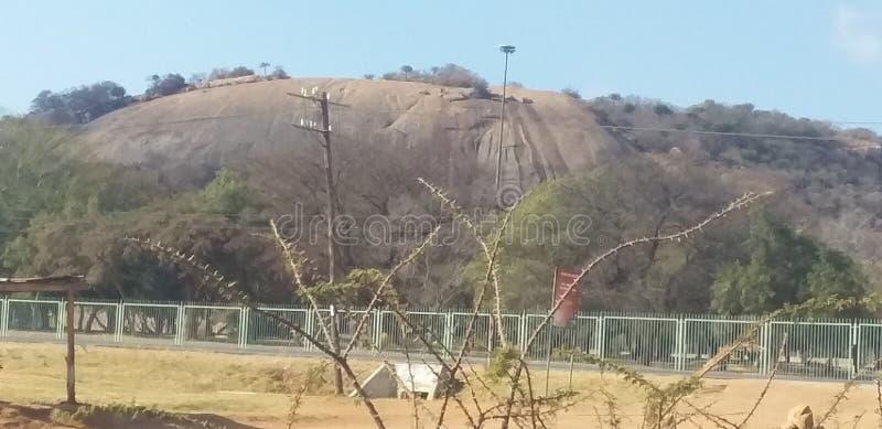 Universidad del Limpopo imagen de archivo