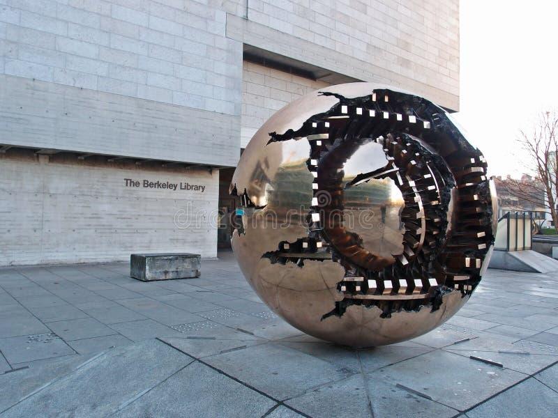 Universidad Dublín de la trinidad fotos de archivo