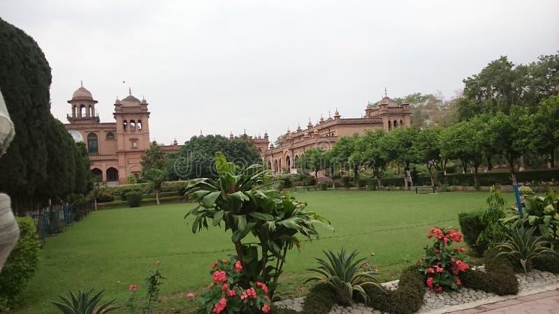 Universidad Peshawar de la universidad de Islamia fotografía de archivo