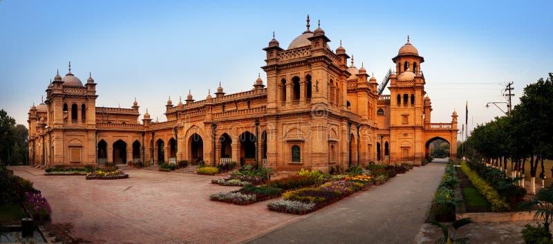 Universidad Peshawar Paquistán de Islamia imagen de archivo libre de regalías