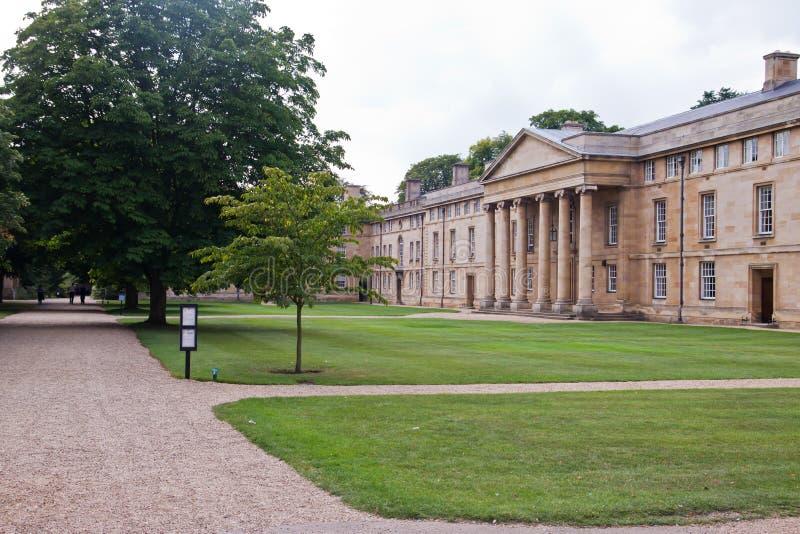 Universidad que traga, Universidad de Cambridge fotos de archivo libres de regalías