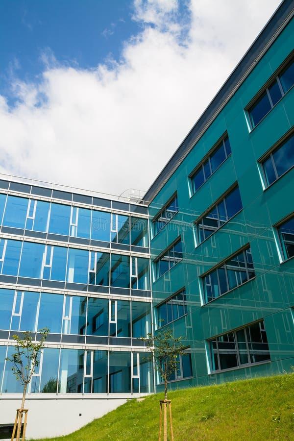 Universidad técnica de Ostrava imagen de archivo libre de regalías