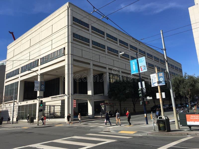 Universidade da California, faculdade de Direito de Hastings, 2 foto de stock