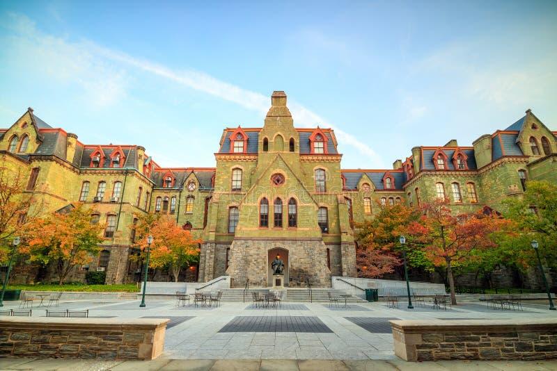 Universidade da Pensilvânia fotografia de stock royalty free