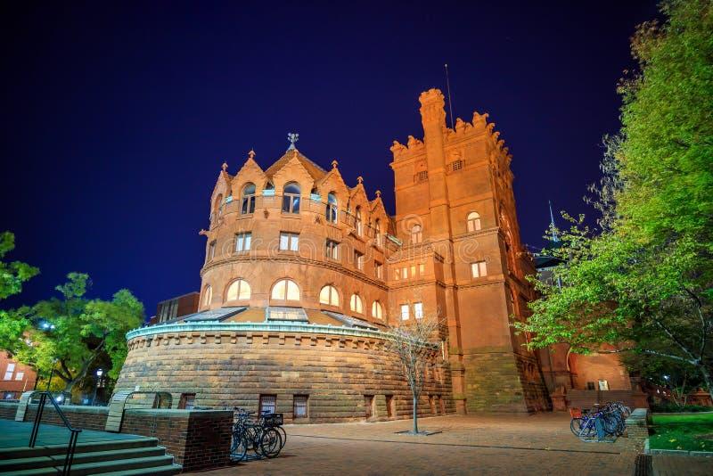 Universidade da Pensilvânia imagens de stock royalty free