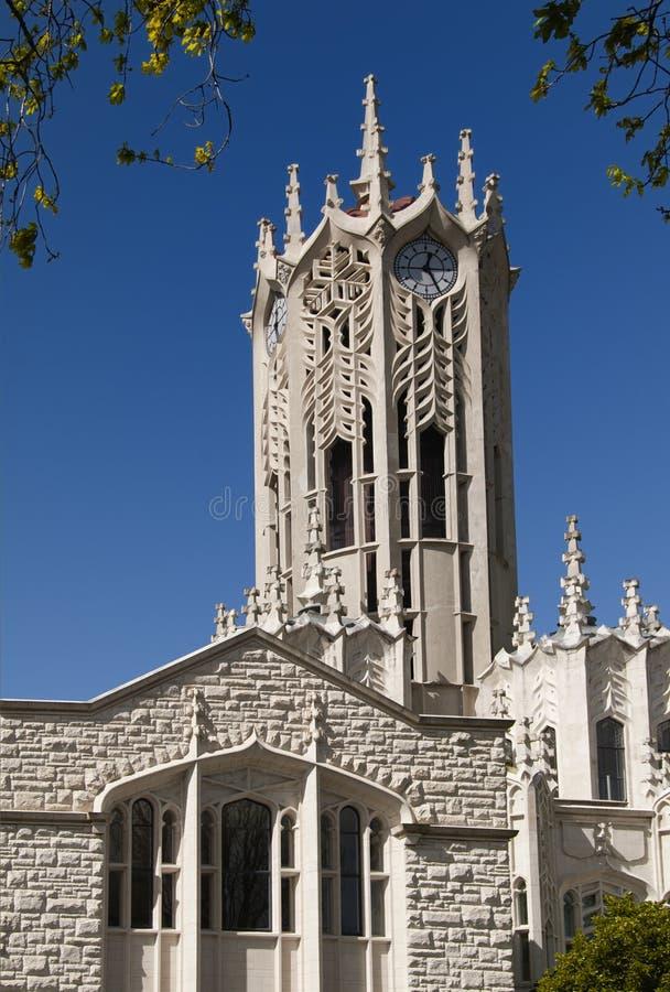 Universidade de Auckland fotografia de stock royalty free