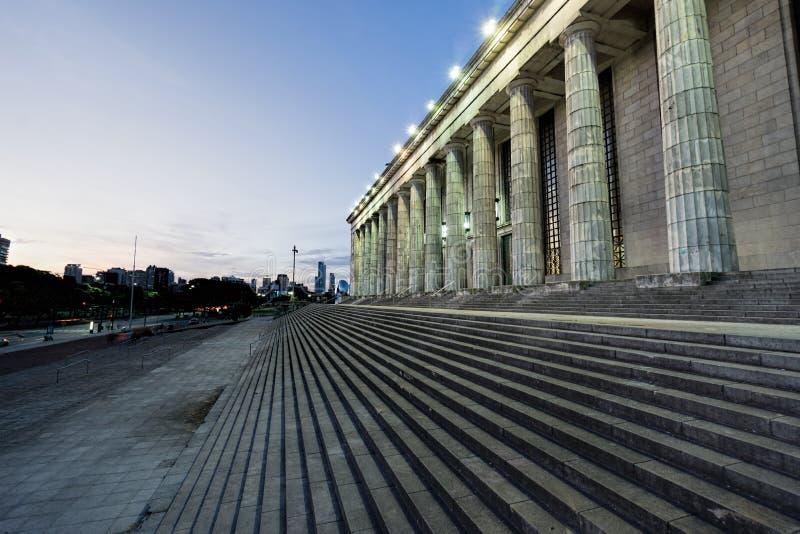Universidade de Buenos Aires, escola de leis fotos de stock
