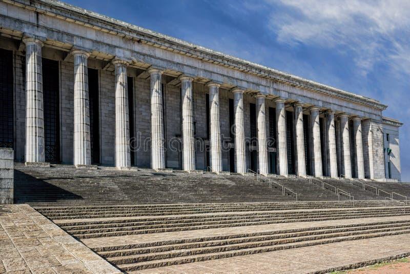 Universidade de Buenos Aires, escola de leis fotografia de stock