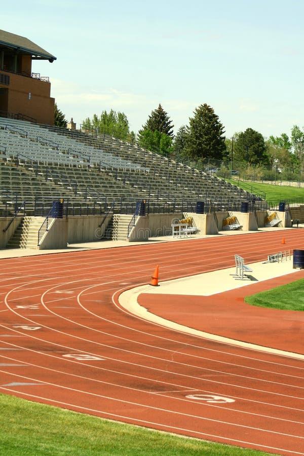 Universidade de Colorado do norte imagem de stock royalty free
