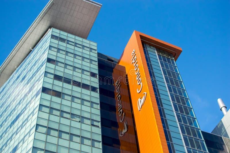 Universidade de Concordia John Molson Building foto de stock