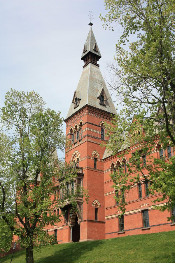 Universidade de Cornell fotos de stock royalty free