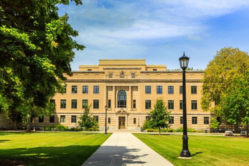 Universidade de Cornell fotografia de stock