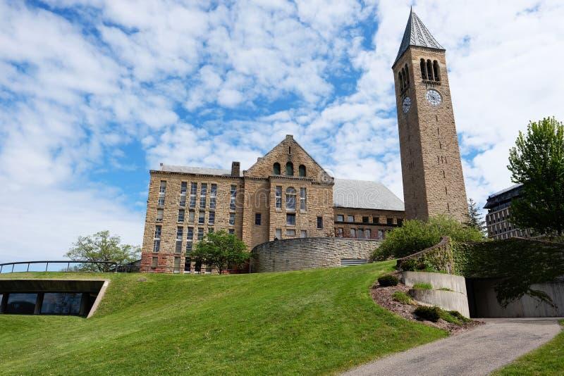 Universidade de Cornell fotos de stock