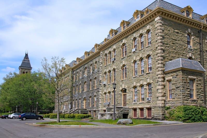 Universidade de Cornell imagens de stock royalty free