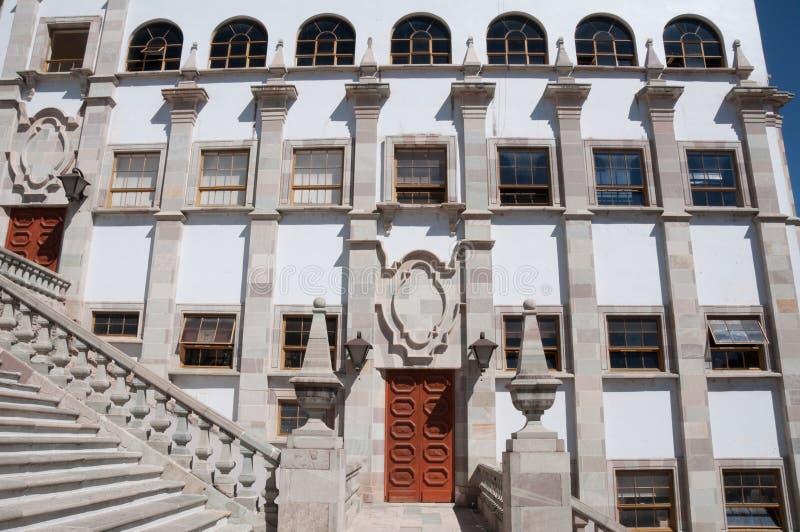 Universidade de Guanajuato (México) foto de stock