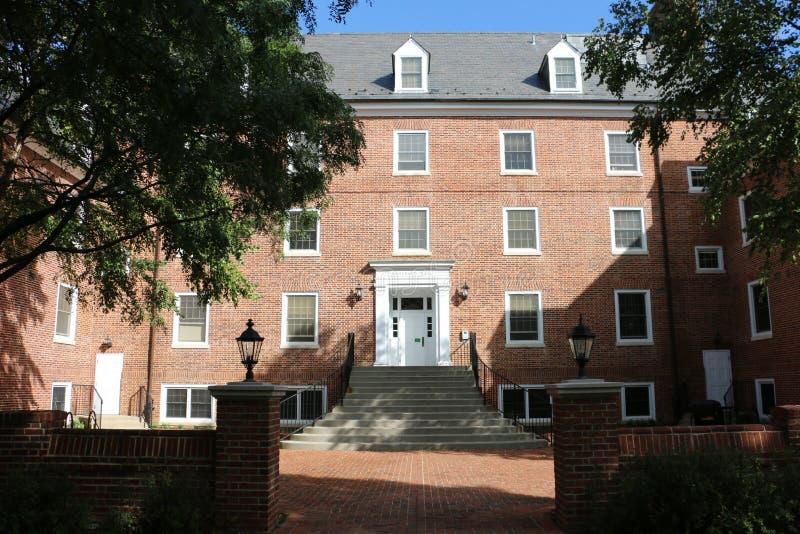 Universidade de Maryland fotografia de stock