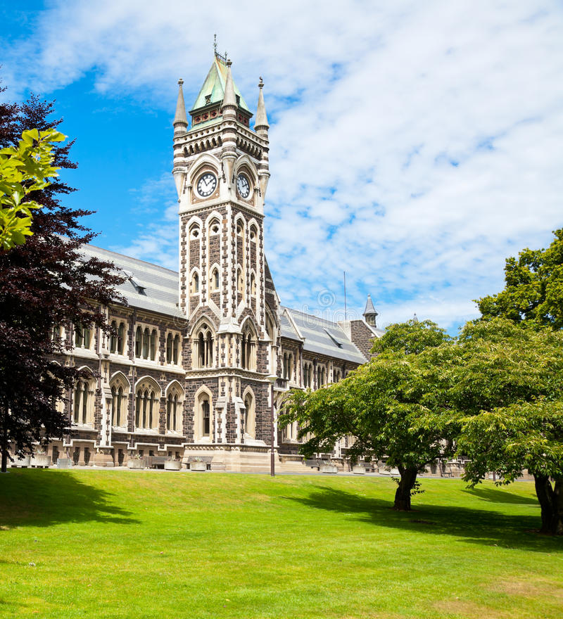 Universidade de Otago fotos de stock royalty free