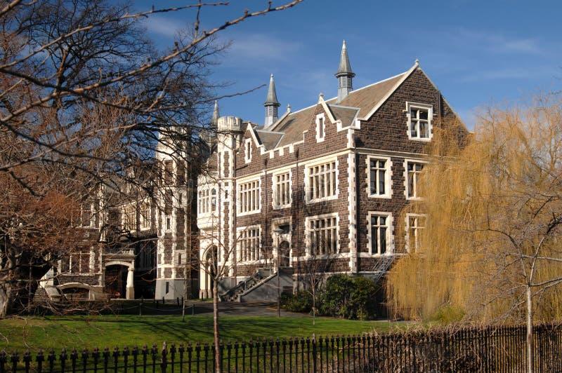 Universidade de Otago imagens de stock