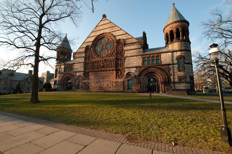 Universidade de Princeton fotografia de stock royalty free