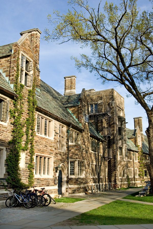 Universidade de Princeton foto de stock royalty free