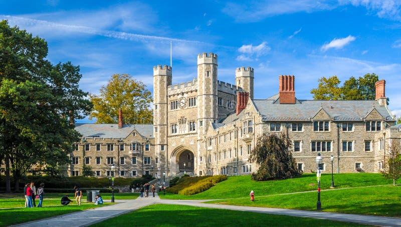 Universidade de Princeton imagens de stock