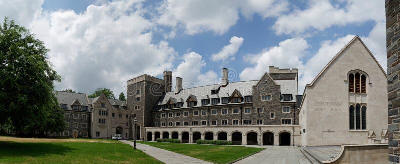 Universidade de Princeton, EUA imagem de stock royalty free