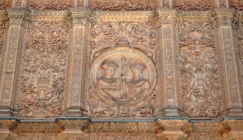 Download Universidade de Salamanca imagem de stock. Imagem de historic - 26504059