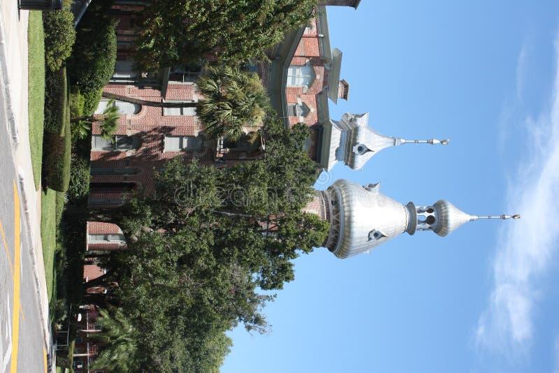 Universidade de Tampa foto de stock