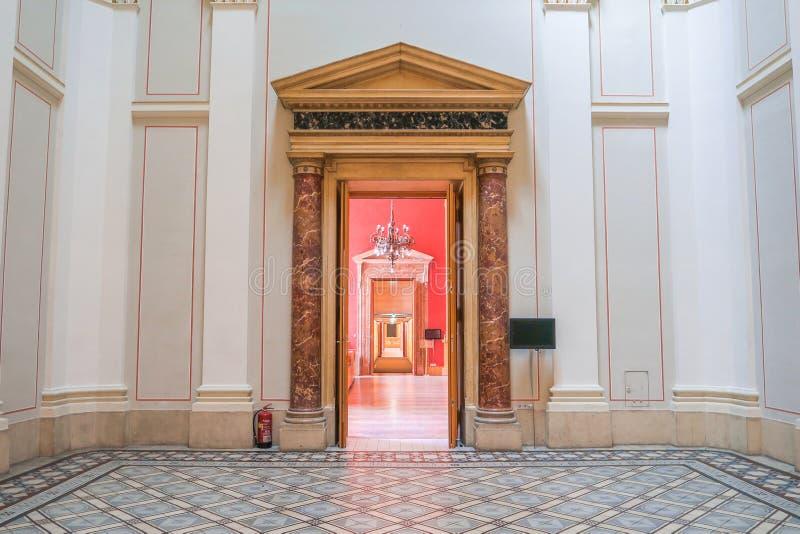 Universidade de Viena imagem de stock