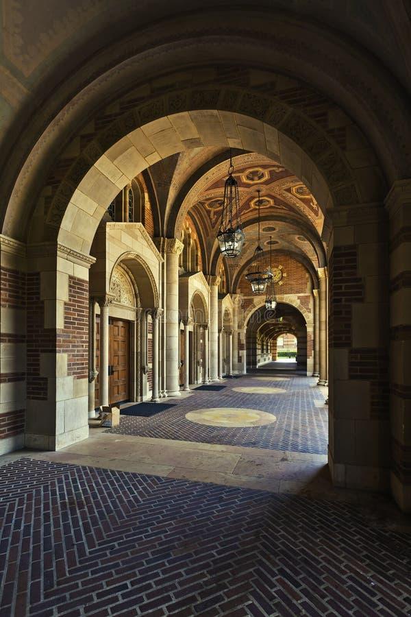 Universidade do Califórnia imagens de stock royalty free