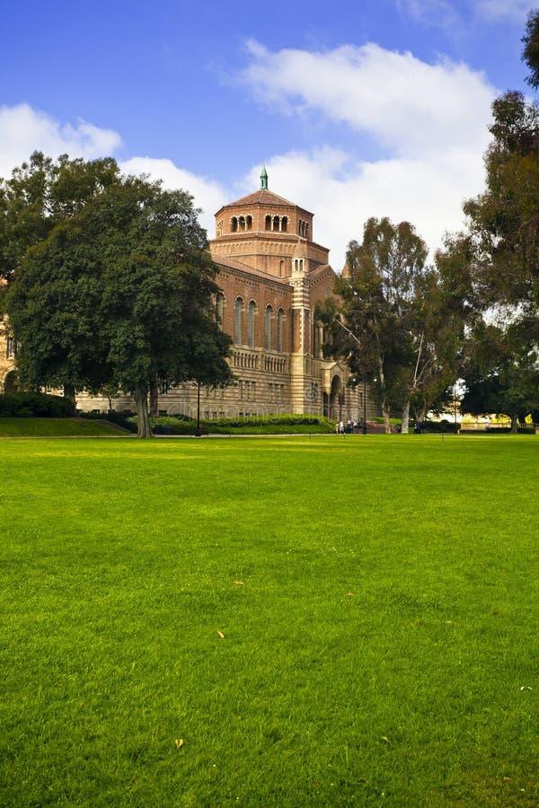 Universidade do Califórnia foto de stock royalty free