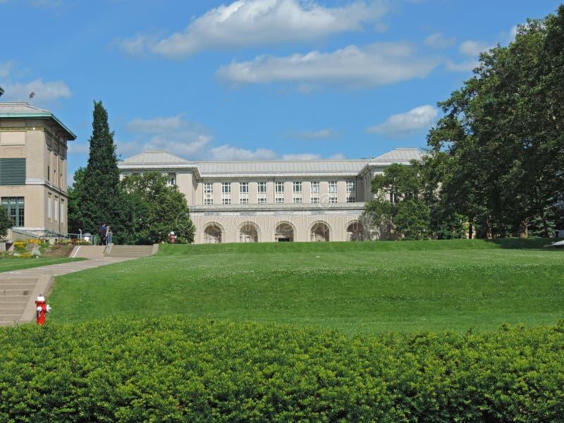 Universidade do Carnegie Mellon imagem de stock